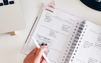 6 consejos para organizarse mejor