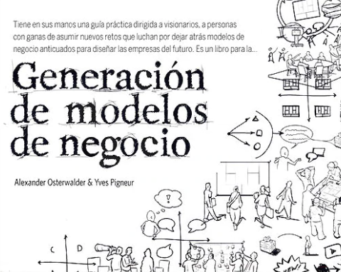 generación de modelos de negocio alexander osterwalder