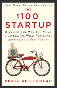 the $100 startup chris guillebeau